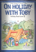 On Holiday with Toby 2 Book and Cassette Pack als Buch