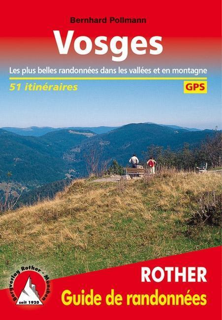 Vosges (Vogesen - französische Ausgabe) als Buch