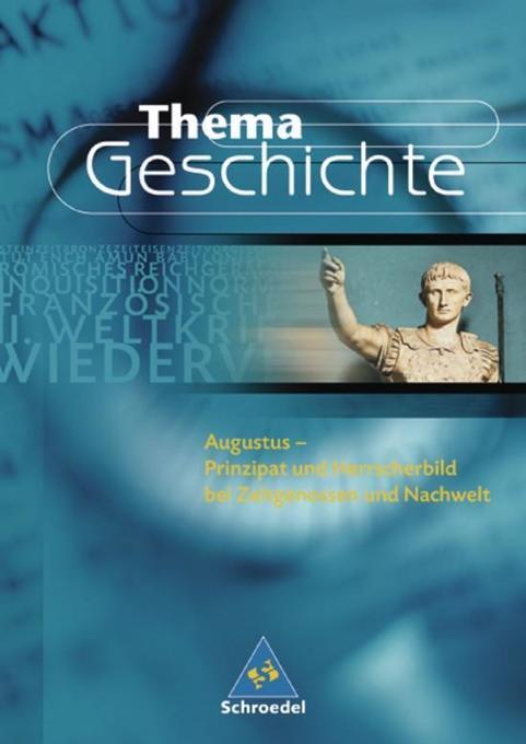 Thema Geschichte 2. Augustus. Nordrhein-Westfalen als Buch