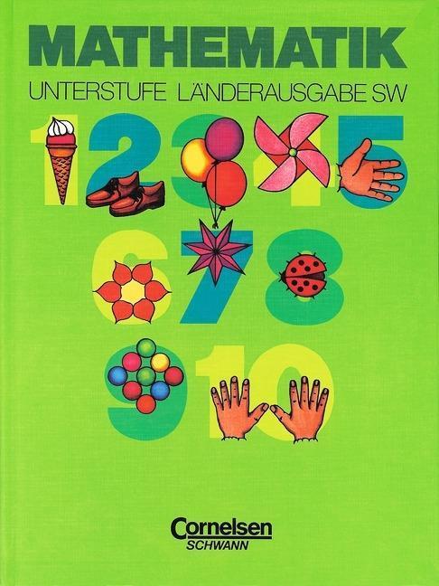 Mathematik. Neue Ausgabe SW für Sonderschulen. Unterstufe Gesamtband. Euro als Buch