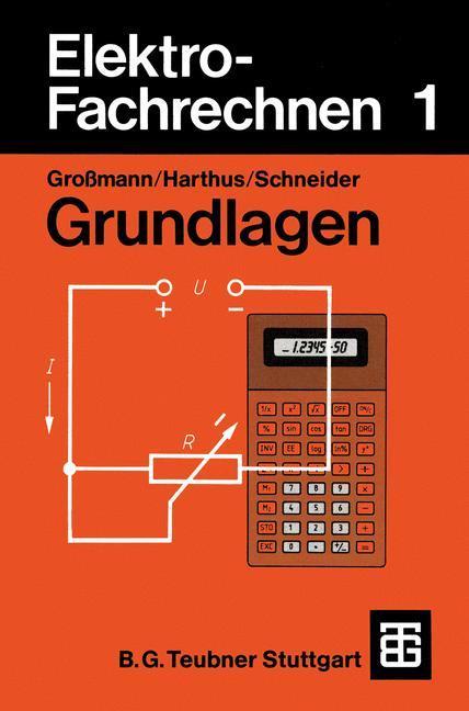Elektro-Fachrechnen 1 als Buch