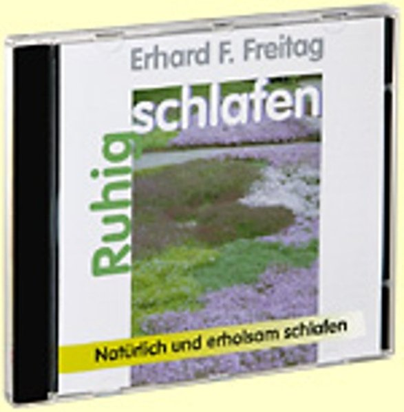 Ruhig schlafen, 1 Audio-CD als Hörbuch
