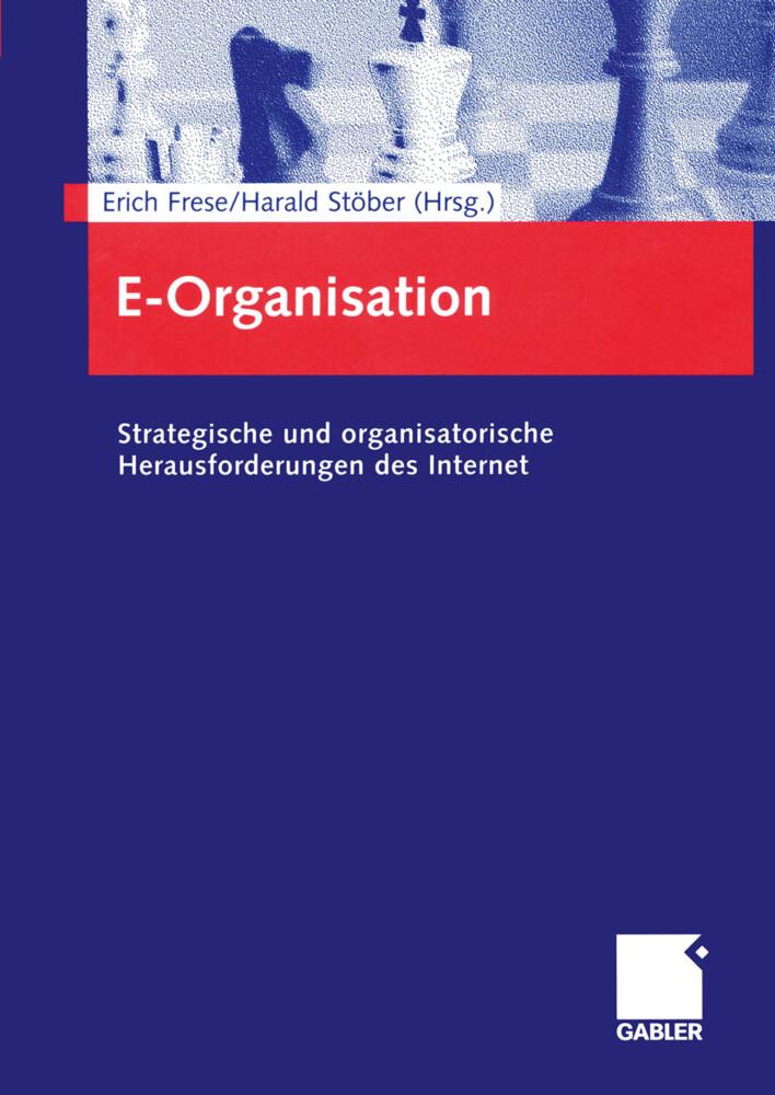E-Organisation als Buch