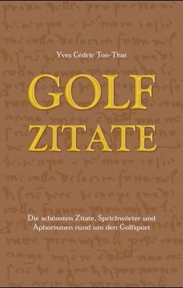 Golf Zitate als Buch