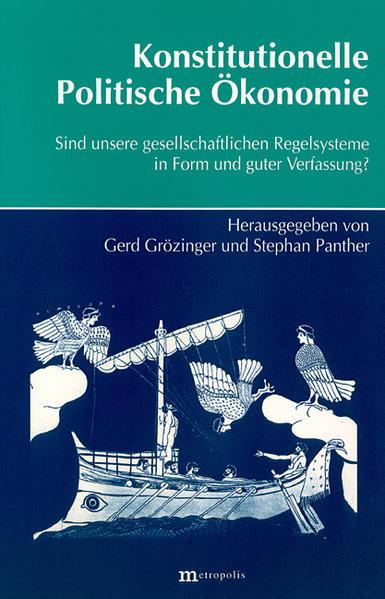 Konstitutionelle Politische Ökonomie als Buch