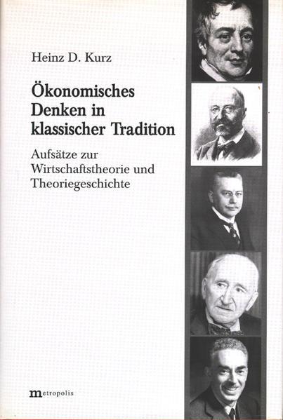 Ökonomisches Denken in klassischer Tradition als Buch