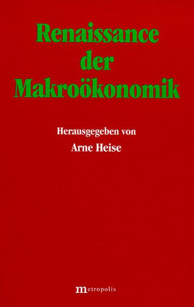 Renaissance der Makroökonomik als Buch