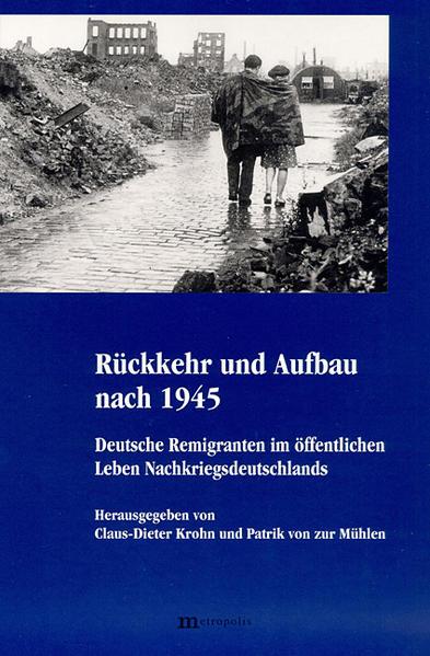 Rückkehr und Aufbau nach 1945 als Buch