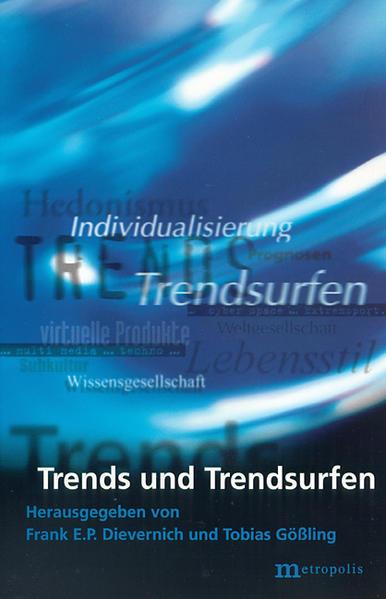 Trends und Trendsurfen als Buch