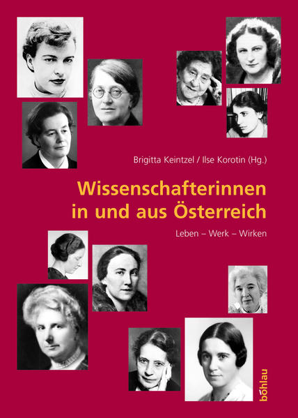 Wissenschafterinnen in und aus Österreich als Buch