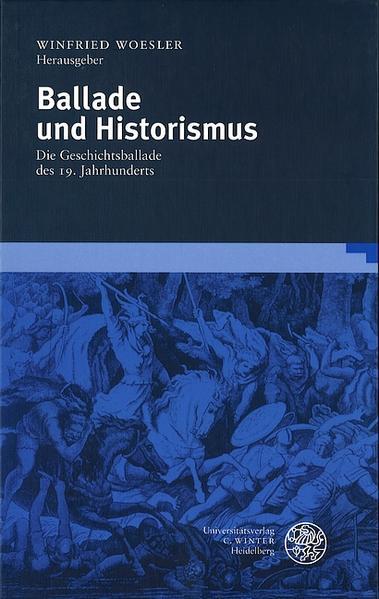 Ballade und Historismus als Buch