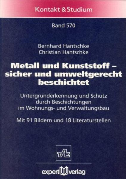 Metall und Kunststoff sicher und umweltgerecht beschichtet als Buch