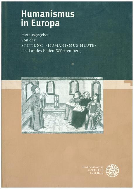 Humanismus in Europa als Buch