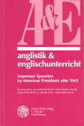 Important Speeches by American Presidents after 1945 als Buch
