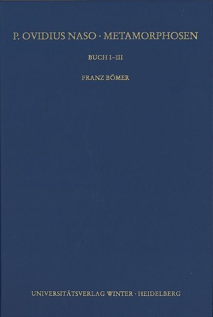 Buch I-III als Buch