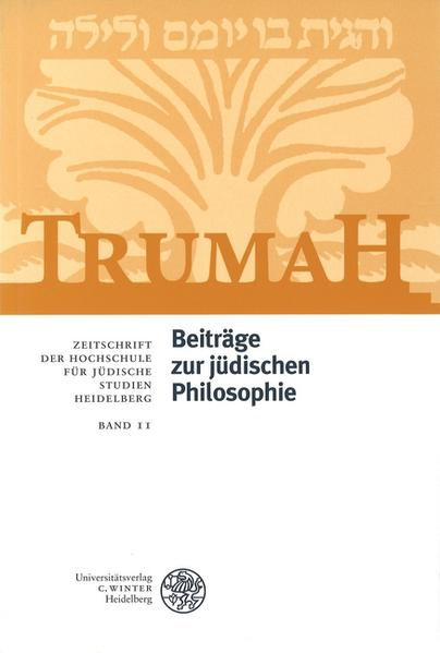 Beiträge zur jüdischen Philosophie als Buch