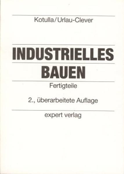 Industrielles Bauen als Buch
