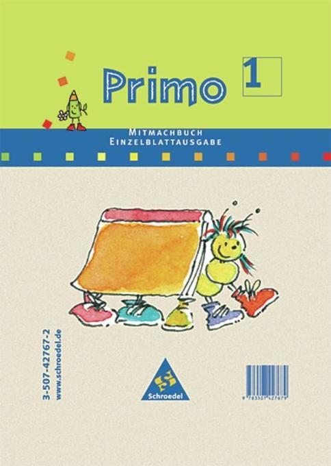 Primo.Fibel - Stammausgabe. Mitmachbuch 1 als Loseblattsammlung als Buch