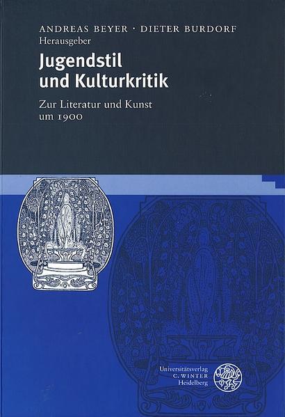 Jugendstil und Kulturkritik als Buch