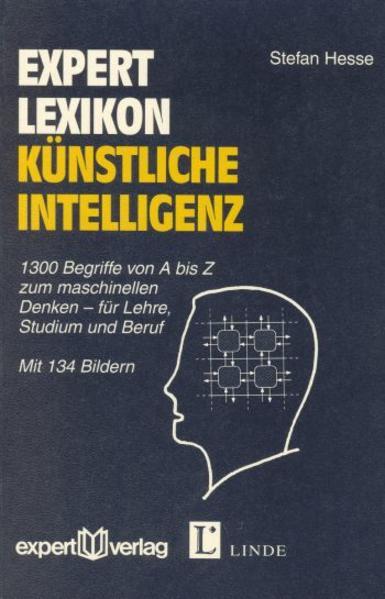 Expert Lexikon Künstliche Intelligenz als Buch