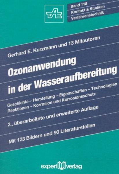 Ozonanwendung in der Wasseraufbereitung als Buch