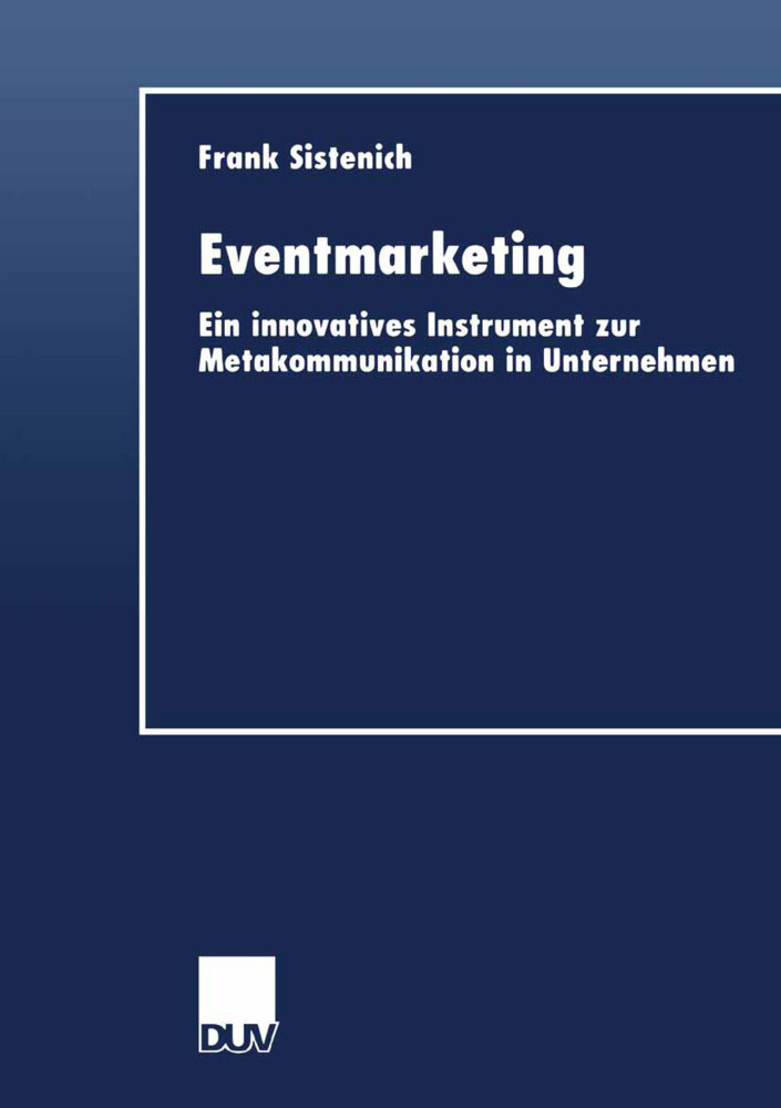 Eventmarketing als Buch