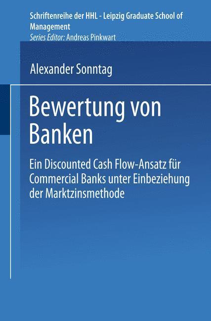 Bewertung von Banken als Buch