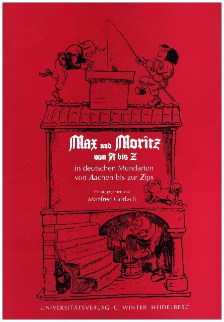 Max und Moritz von A-Z als Buch