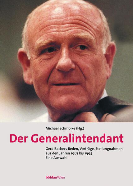 Der Generalintendant als Buch