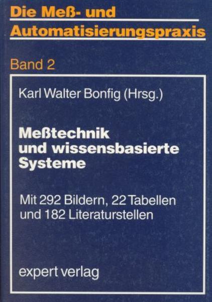 Meßtechnik und wissensbasierte Systeme als Buch