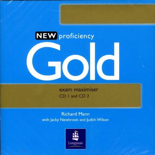 New Proficiency Gold Maximiser CD als Taschenbuch