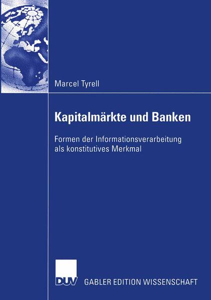 Kapitalmärkte und Banken als Buch