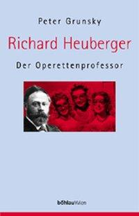 Richard Heuberger als Buch
