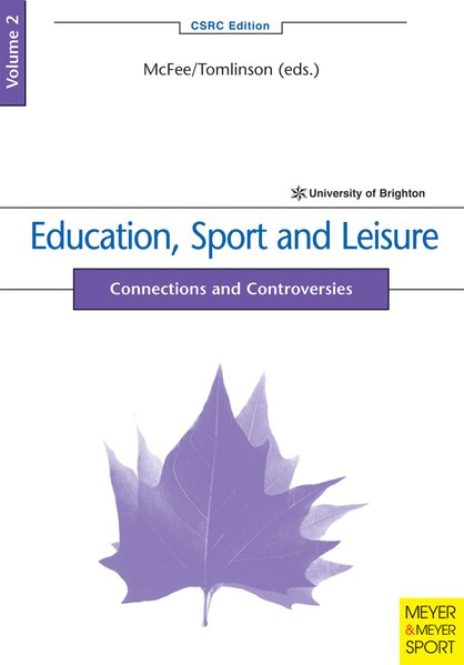 Education, Sport and Leisure als Buch von