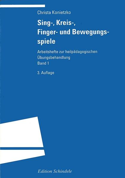 Sing-, Kreis-, Finger- und Bewegungsspiele als Buch