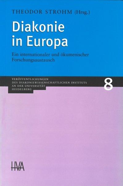 Diakonie in Europa als Buch
