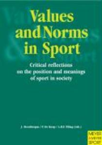 Values and Norms in Sport als Taschenbuch