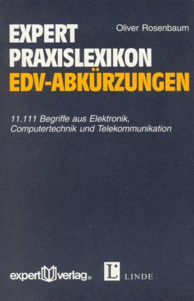 Expert Praxislexikon EDV-Abkürzungen als Taschenbuch