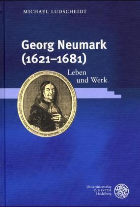 Georg Neumark (1612-1681) als Buch