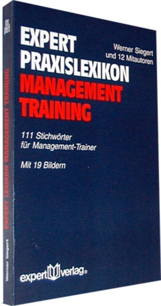 Expert Praxis-Lexikon Management Training als Buch