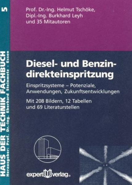 Diesel- und Benzindirekteinspritzung als Buch