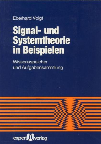 Signal- und Systemtheorie in Beispielen als Buch