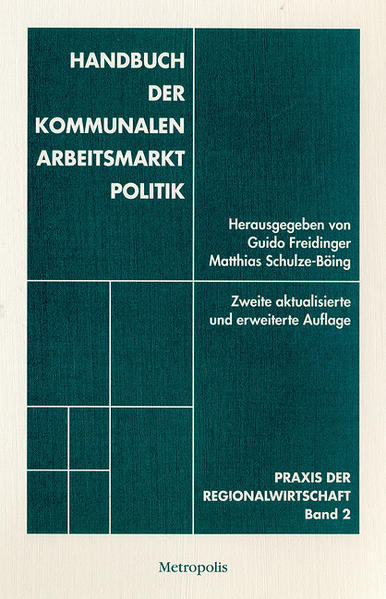 Handbuch der kommunalen Arbeitsmarktpolitik als Buch