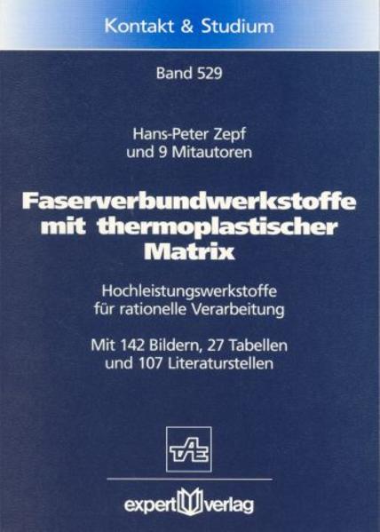 Faserverbundstoffe mit thermoplastischer Matrix als Buch