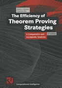 The Efficiency of Theorem Proving Strategies