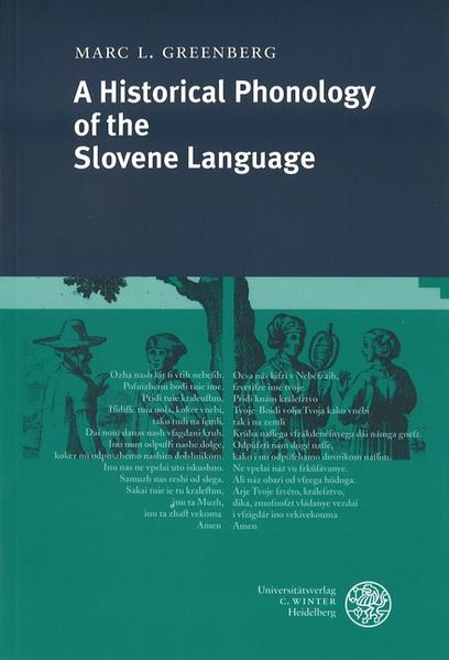 A Historical Phonology of the Slovene Language als Buch