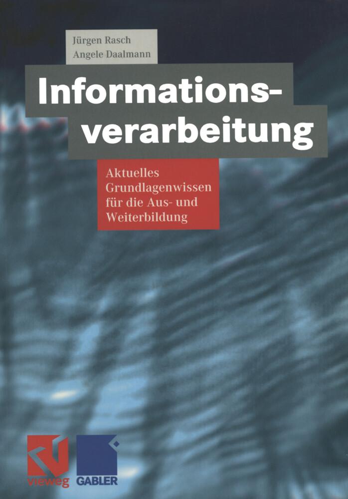 Informationsverarbeitung als Buch