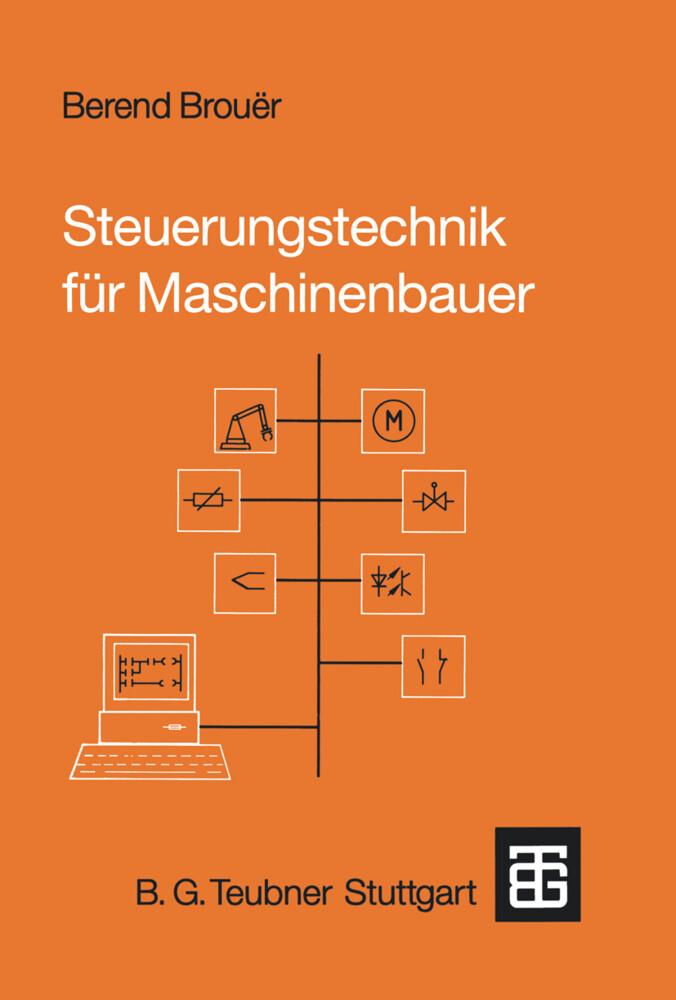Steuerungstechnik für Maschinenbauer als Buch