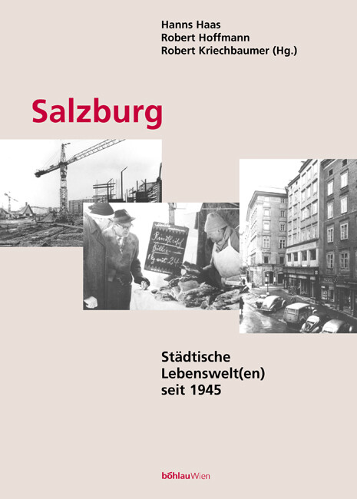 Salzburg als Buch