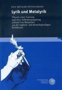 Lyrik und Metalyrik als Buch
